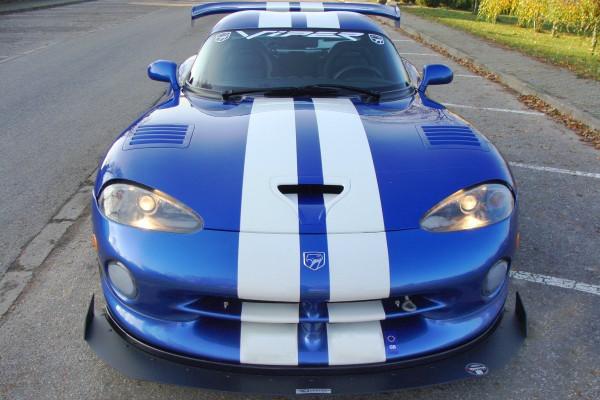 Racing Front Ansatz passend für DODGE VIPER GTS