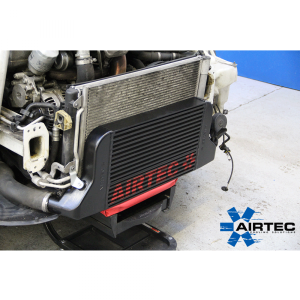 AIRTEC Ladeluftkühler Kit Skoda Fabia 1.4 TSI, ATINTVAG11