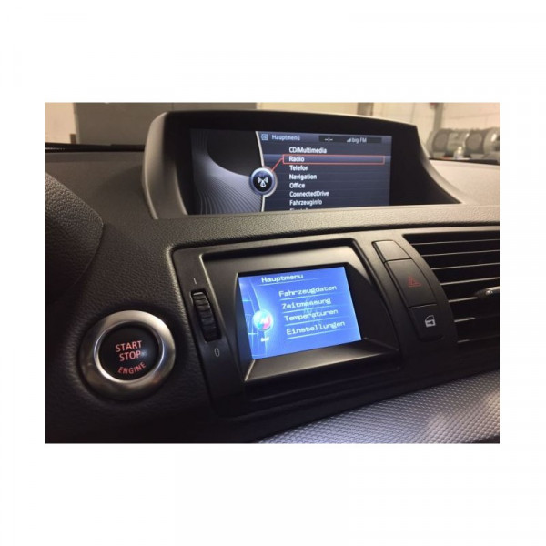 Data Display BMW E8X (1 Series)