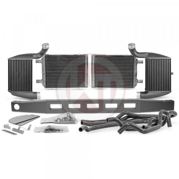 Wagner Comp. Intercooler kit Audi RS6 C6 4F - Audi RS6 C6 Important notice: This is an automatic translation. Please note that only the original german description is valid for a legally purchase agreement.
