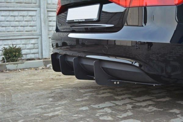 Heckschürze passend für Audi A4 B8 FL