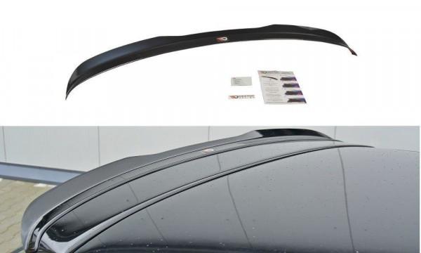 Spoiler CAP für Audi S3 8P FL schwarz Hochglanz