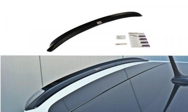 Spoiler CAP für Alfa Romeo Giulietta schwarz matt