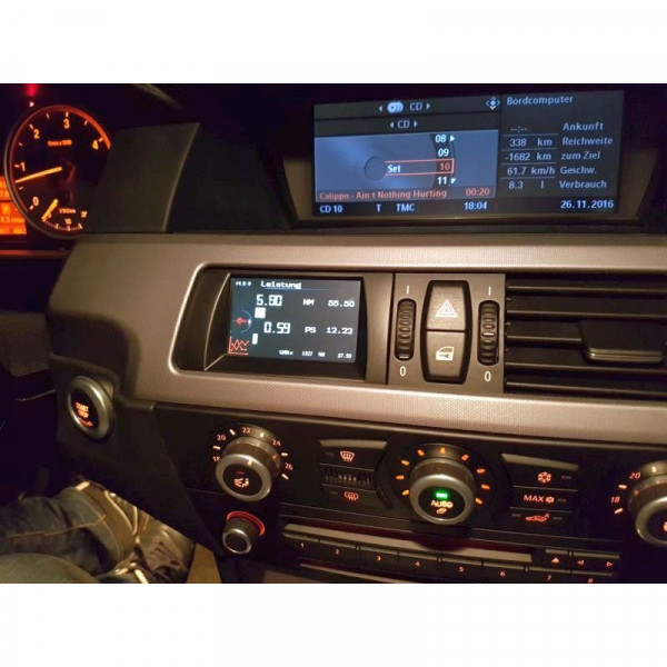 AK Motion DataDisplay BMW E60 / E61
