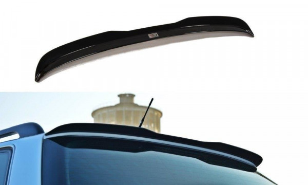 Spoiler CAP für Audi S4 B5 Carbon Look