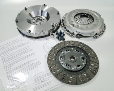 Clutch kit with organic friction disc for Audi Rs4 & S4 / 2.7T + Sachs Performance pressure plate