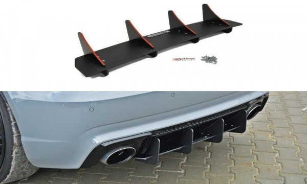 Heckschürze passend für Audi RS3 8V Sportback