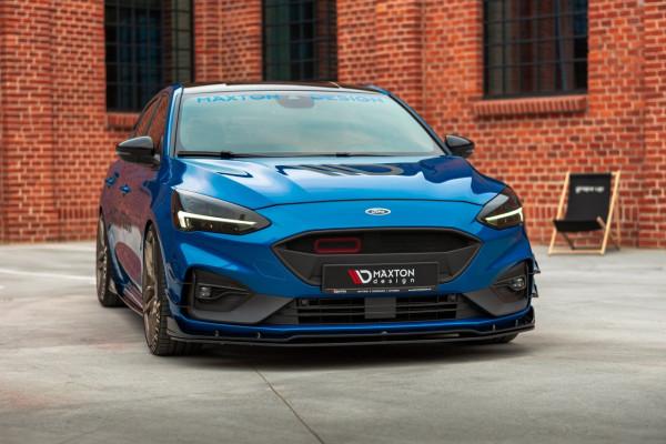 Front Ansatz passend für Set Ford Focus Mk4 St-line