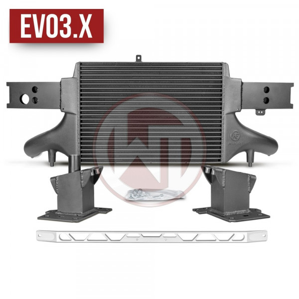 Wagner Competition Ladeluftkühler Kit EVO3.X Audi RS3 8V - 2.5 TFSI