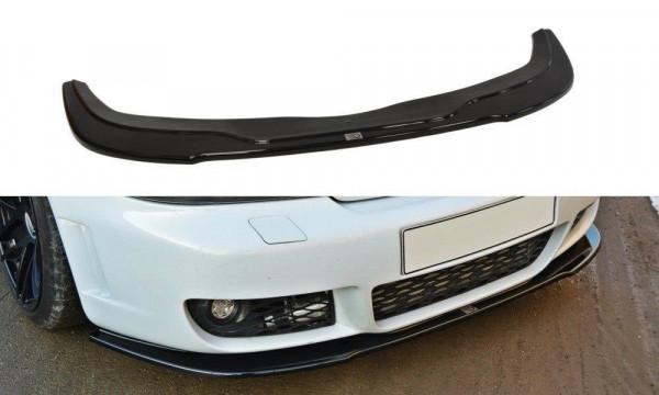 Front Ansatz für AUDI RS4 B5 schwarz Hochglanz