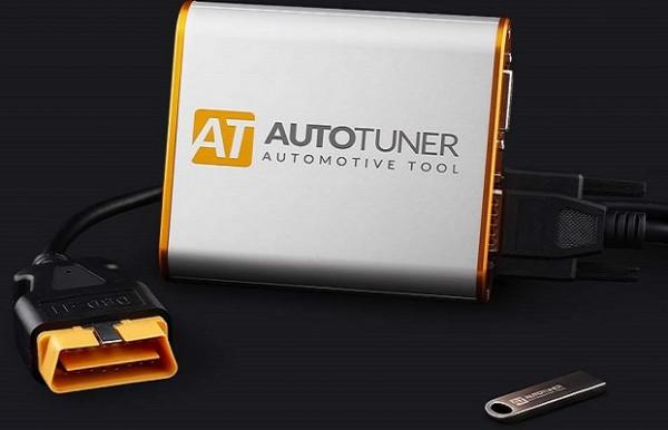 Autotuner ECU-Flasher-Tool OBD, Slave inkl. 5 Filegutscheine