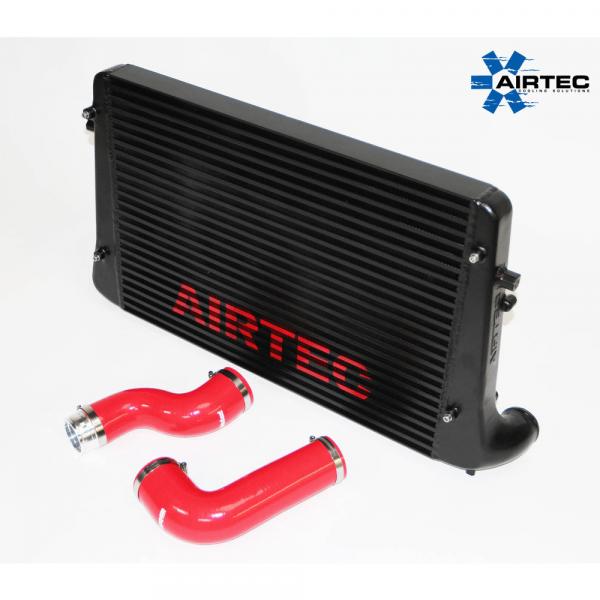 AIRTEC Ladeluftkühler Kit VAG 2.0 & 1.8 TFSI, A3/S3/TT, Golf5, Golf6, Scirocco, Octavia, Leon Cupra/