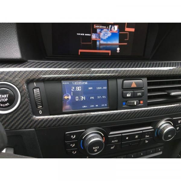 Data Display BMW E9X