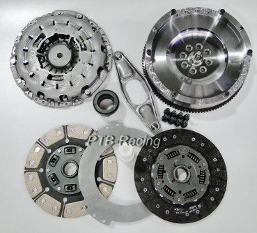 2 discs clutch kit for BMW N54 until Bj.2008