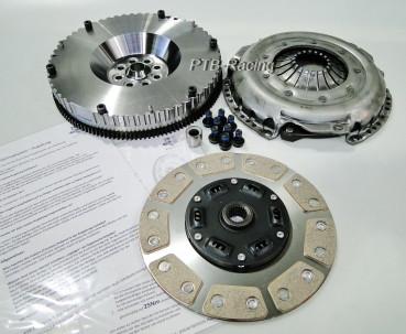 Kupplungs-Kit mit 9Pad Sintermetall Scheibe für Audi Rs4 & S4 / 2.7T + Sachs Performance Druckplatte