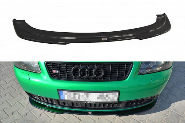 Front Ansatz für AUDI S3 8L schwarz matt
