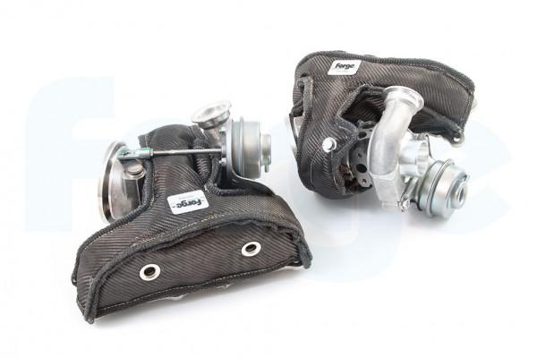Forge Turbolader Hitzeschutz für BMW N54 135i / 335i, FMTUBL8