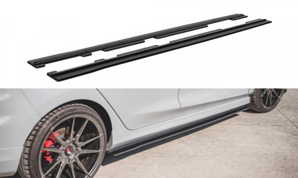 Robuste Racing Seitenschweller Ansatz passend für Ford Fiesta Mk8 ST / ST-Line
