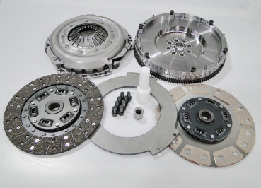 2 discs Clutch kit for Audi S4 & RS4 B5
