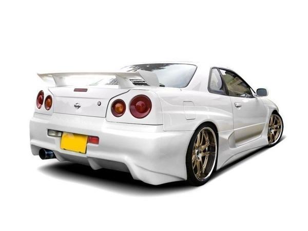 Heckspoiler Nissan Skyline R34 GTR, GTT