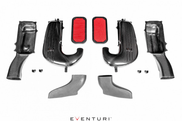 Eventuri carbon intake system for Mercedes W205 C63 (S) AMG Important notice: This is an automatic translation. Please note that only the original german description is valid for a legally purchase agreement.