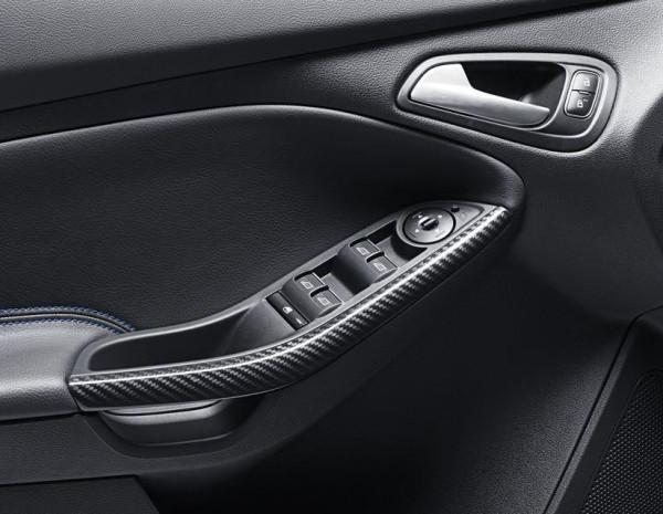 Ford Performance - Türgriff Carbonfaser, Ford Focus 09/2014 – 03/2018, 5487716