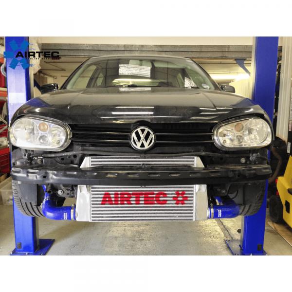 AIRTEC Ladeluftkühler Kit VW Golf MK4 1.8T, ATINTVAG13