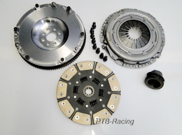 Clutch Kit BMW S54 E46 M3 240mm 9 pad suspension Sachs Performance