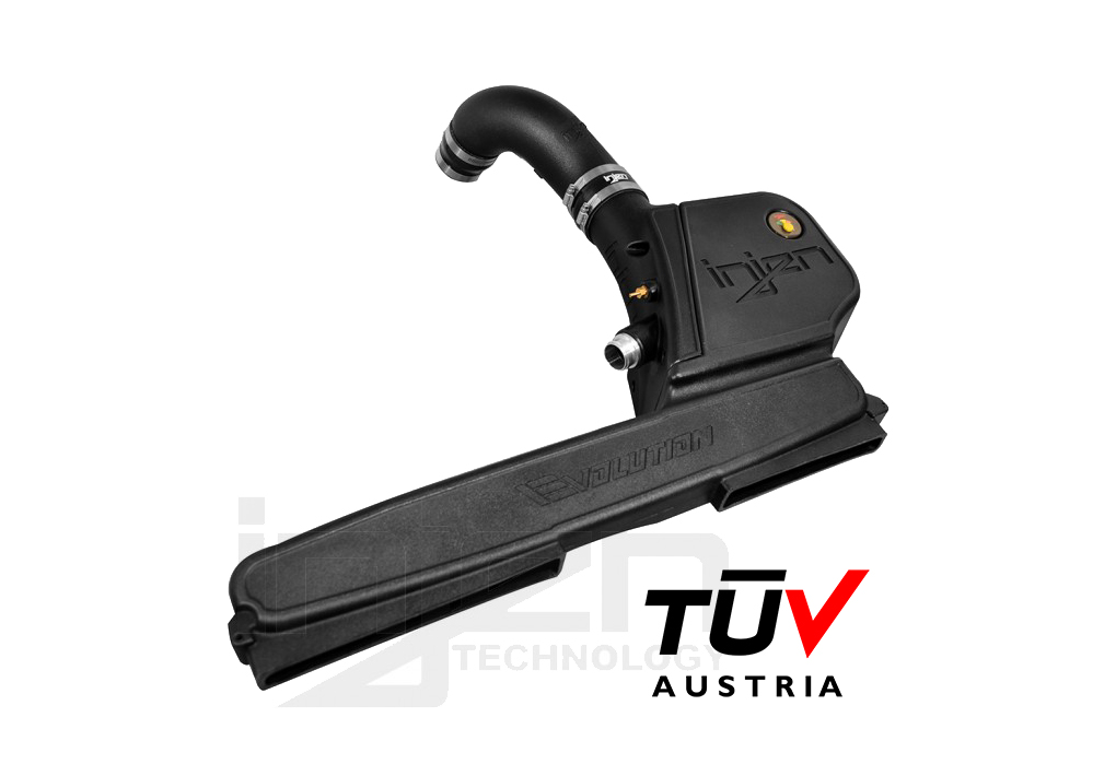 airbox ansaugung injen evolution golf 7 gti 7r audi. Black Bedroom Furniture Sets. Home Design Ideas