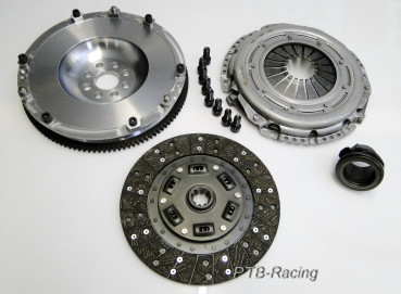 Clutch Kit BMW S54 E46 M3 240mm organically sprung Sachs Performance