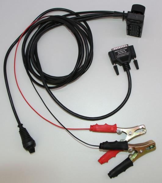 DimSport DSG DQ 200 Programmierkabel