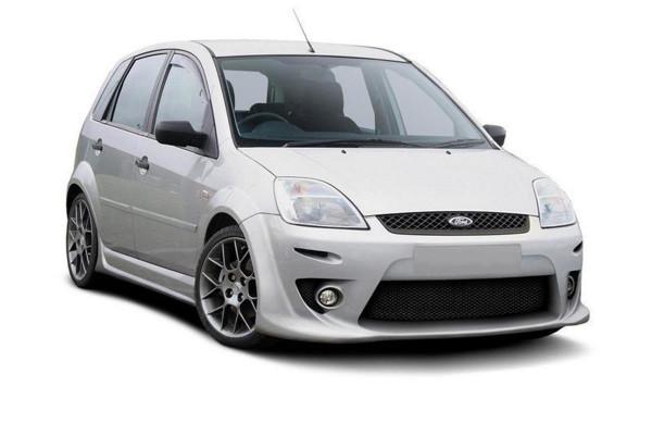 Frontstosstage Ford Fiesta Mk6