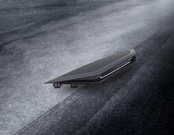 Ford Performance - Performance Anzeigeneinfassung Carbonfaser, Focus ST und RS, 5442152