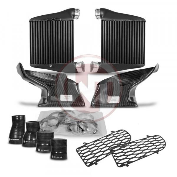 Wagner Comp. Ladeluftkühler Kit EVO2 Audi A4 RS4 B5 - Audi RS4 B5