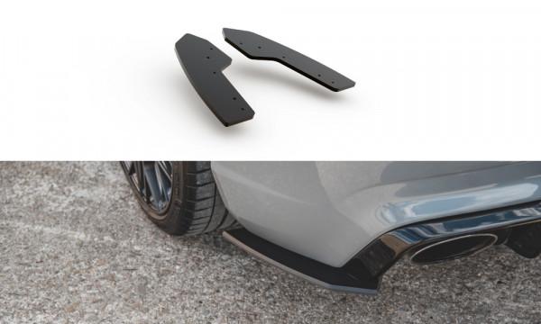 Rennen Haltbarkeit Heck Ansatz Flaps Diffusor passend für Audi RS3 8V Sportback
