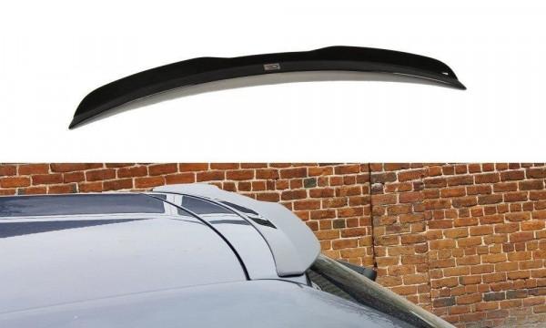Spoiler CAP für Audi A3 8P / 8P FL schwarz matt