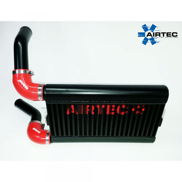 AIRTEC Ladeluftkühler Kit Stage 1, Ford Fiesta Mk7, 1.0 Ecoboost 100,125,140PS, ATINTFO35