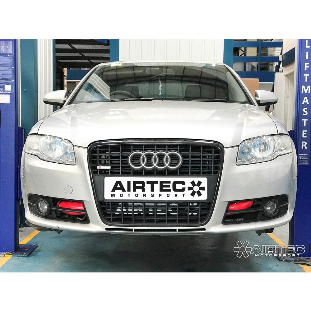 AIRTEC Ladeluftkühler Kit Audi A4 B7 2.0 TFSI, ATINTVAG20