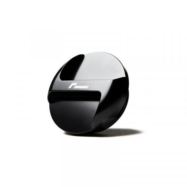 VWR Racingline Kühlmittelbehälter Verschlussdeckel / Coolant Cap, schwarz eloxiert, VWR19G703