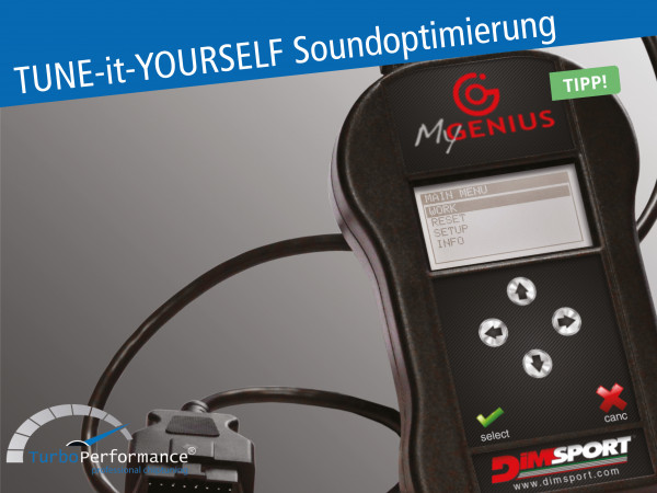 Nachträgliche oder spezielle TUNE-it-YOURSELF Soundoptimierung