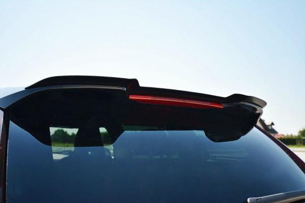 Spoiler CAP passend für Volvo V60 Polestar Facelift Carbon Look