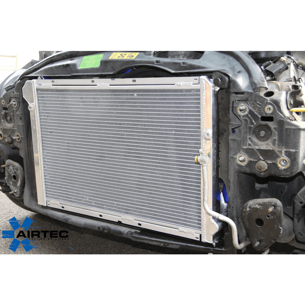 Mini Jcw Turbo Upgrade: AIRTEC Wasserkühler Upgrade Kit 40mm MINI Cooper S R56