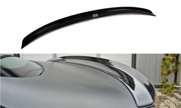 Spoiler CAP für ASTON MARTIN V8 VANTAGE schwarz Hochglanz