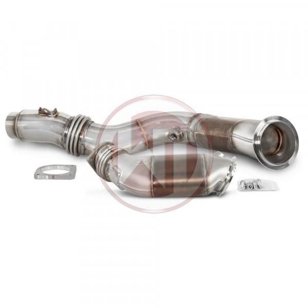 Wagner Hosenrohr-Kit BMW M3/M4 F80/82/83 200CPSI EU6 - BMW M3 F80