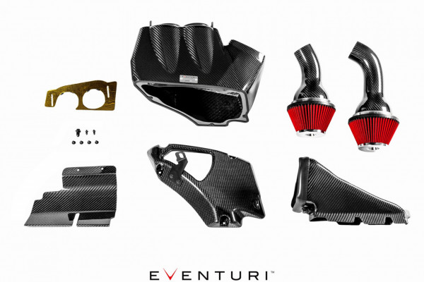 Eventuri carbon intake system for Audi C7 RS6 RS7 Important notice: This is an automatic translation. Please note that only the original german description is valid for a legally purchase agreement.