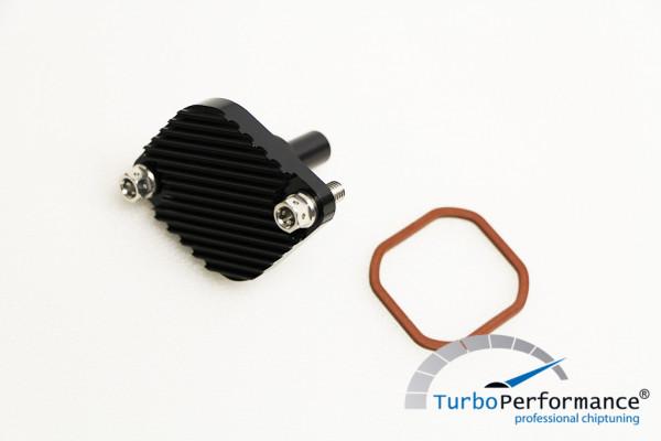 BMW N54/N55 135i/335i/535i Deckel Thermostatgehäuse für Ölthermostat, 11427573212 / 11427850293